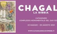 Mostra Chagall. La Bibbia